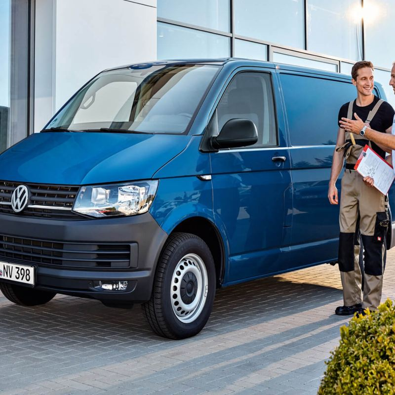 Beneficios Postventa Volkswagen Vehículos Comerciales
