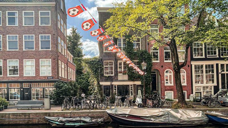 Influencer Amsterdam