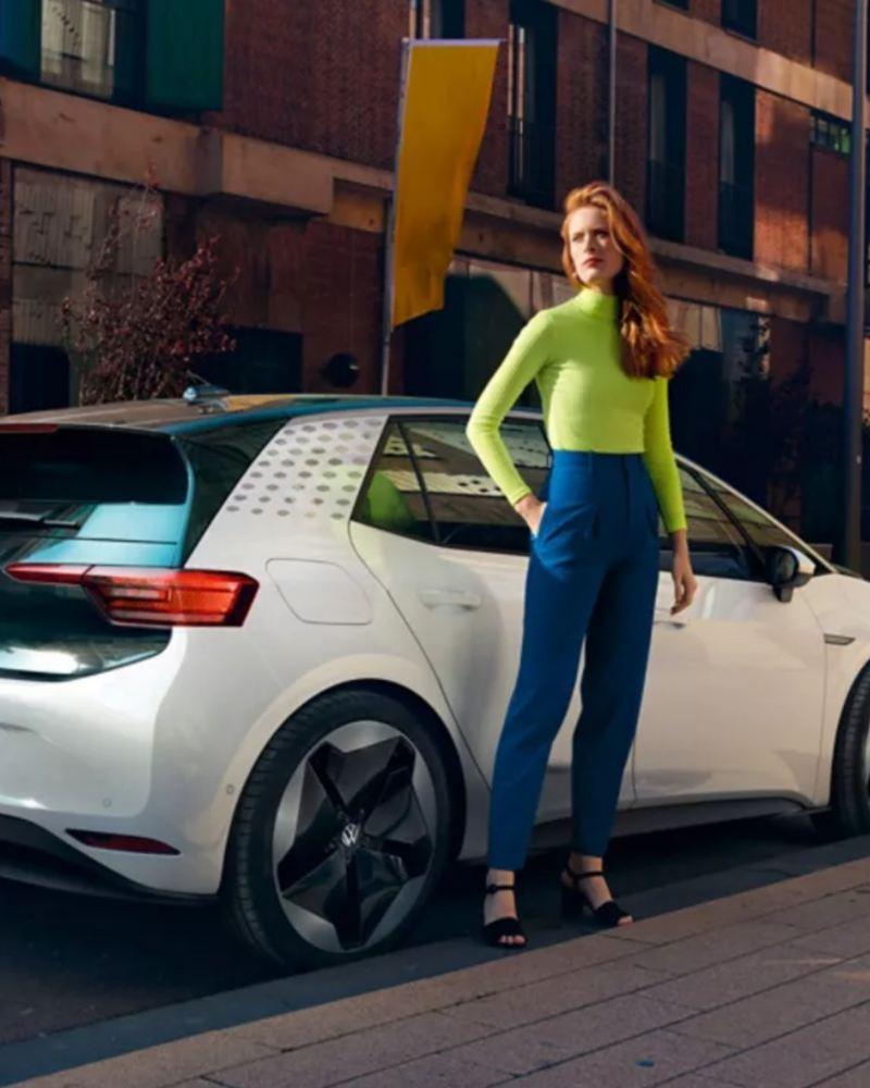 Volkswagen ID. 3, auto eléctrico de la familia VW
