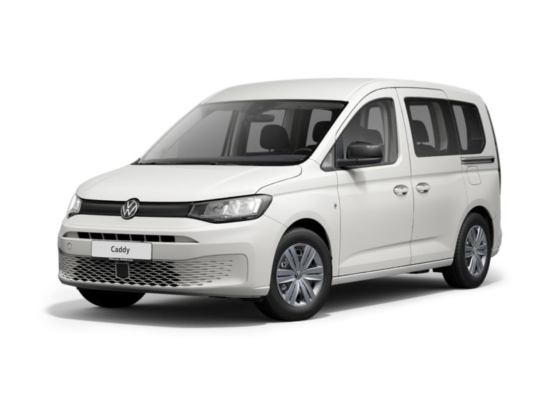 Volkswagen Véhicules Utilitaires Caddy blanc