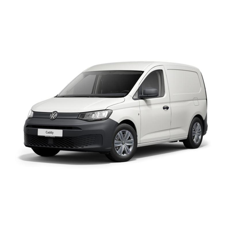 Volkswagen Véhicules Utilitaires Caddy Cargo Business blanc
