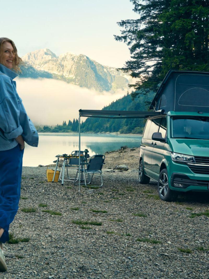 California 6.1 camping