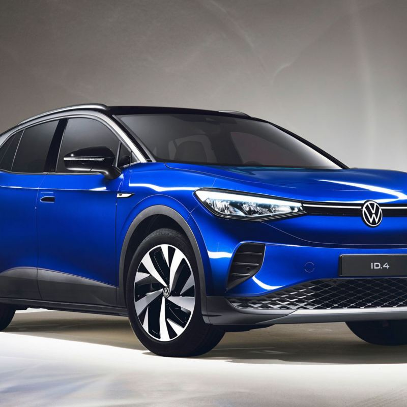 Camioneta eléctrica ID-4 de Volkswagen - El SUV eco-friendly y gran potencia