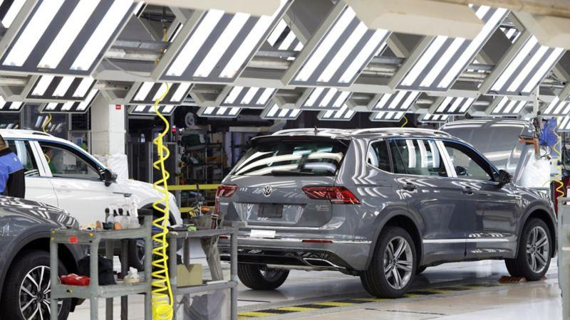 Camioneta Tiguan 2020 de Volkswagen - El SUV para ciudad más espacioso y seguro.