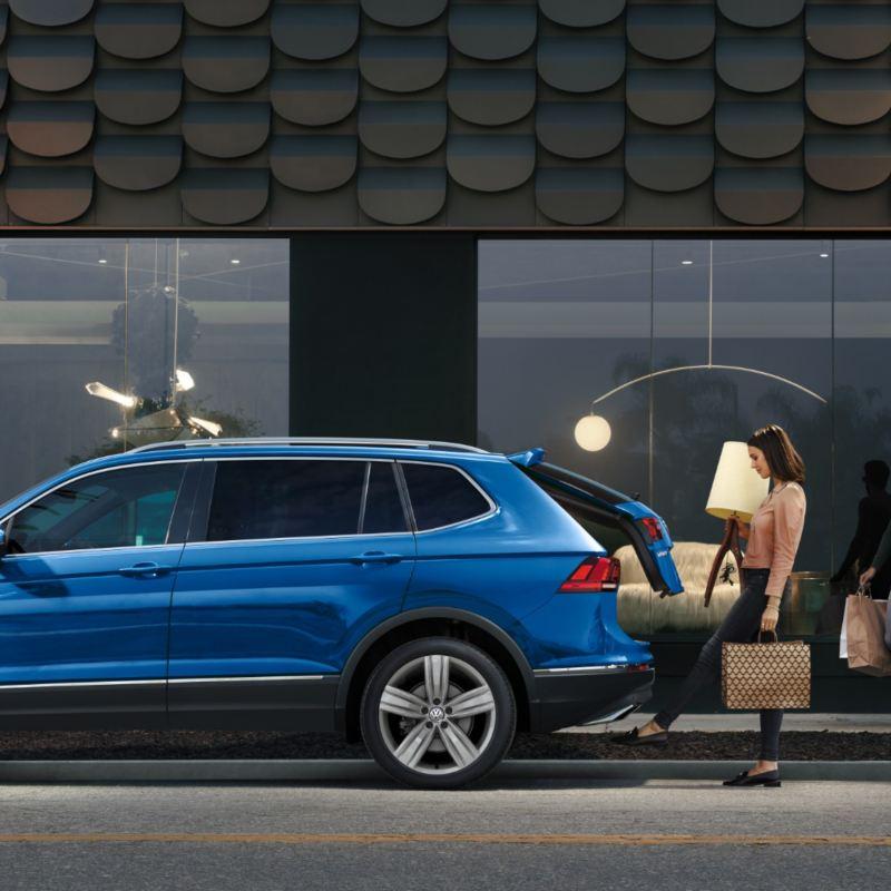 Camionetas VW - Conoce los modelos de SUVs, sus características, diseño e historia de Volkswagen México
