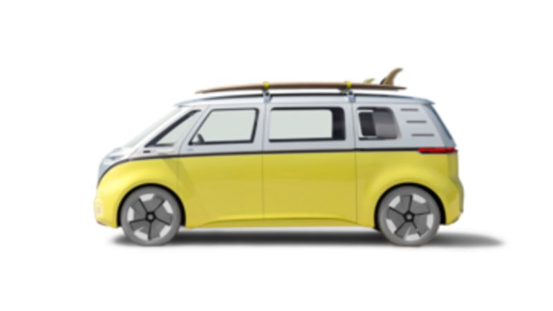 ID. Buzz. Datos técnicos de la combi eléctrica de Volkswagen