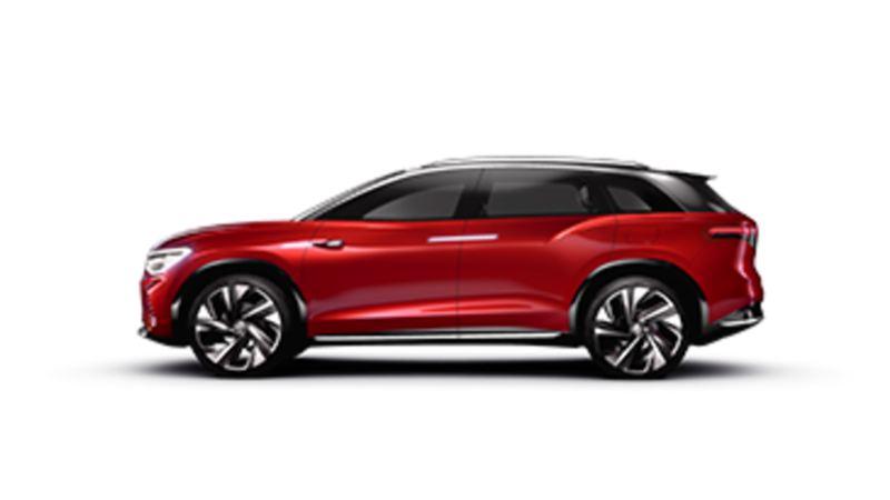 ID. Roomz, conoce las características y equipamiento del SUV eléctrico