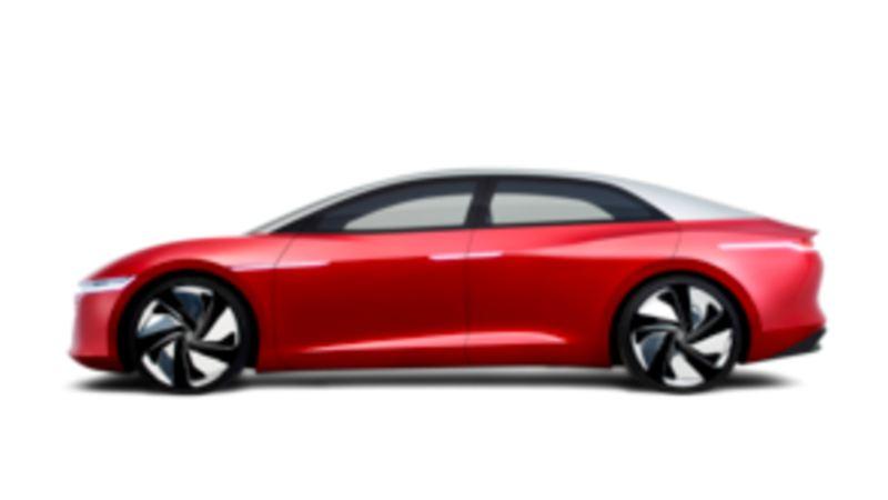 ID. Vizzion, características y especificaciones del sedán eléctrico VW