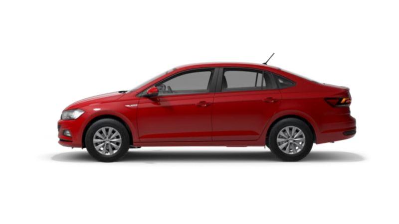 Virtus 2021 Volkswagen - Sedán con redimiento de combustible, seguridad, tecnología y cajuela amplia