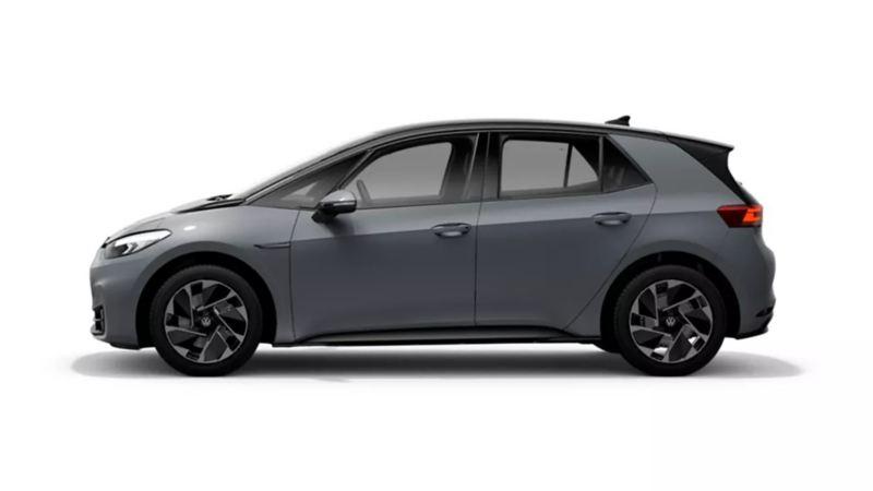 ID. 3 - Datos técnicos y características del auto compacto eléctrico