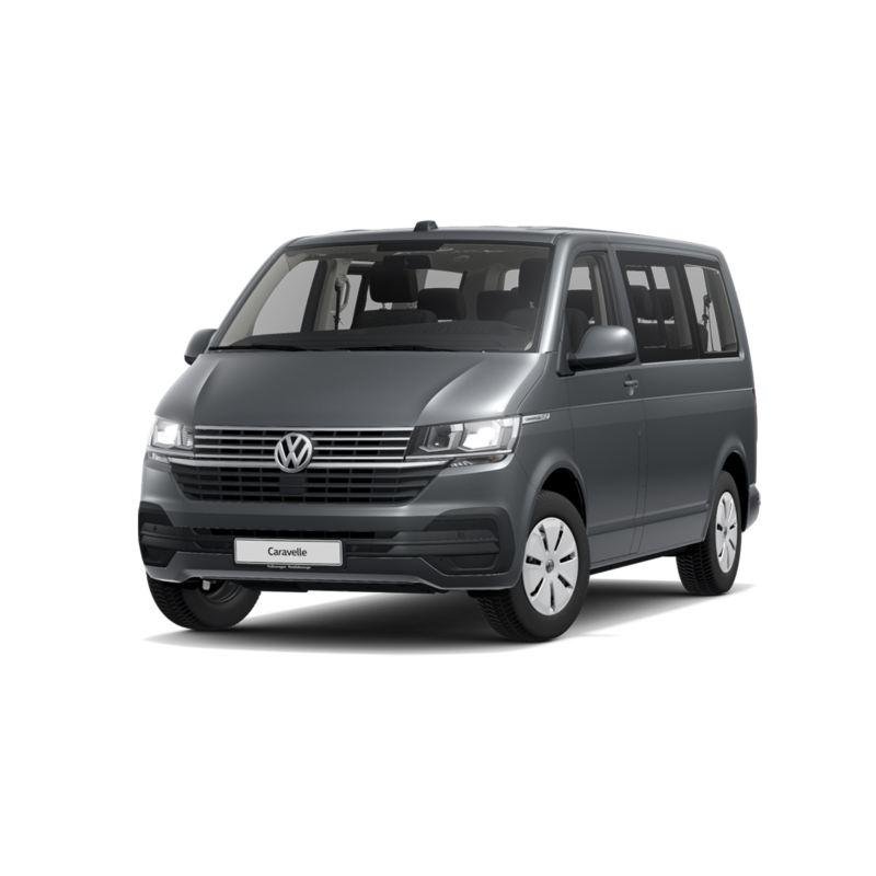 Volkswagen Véhicules Utilitaires caravelle confortline gris indium