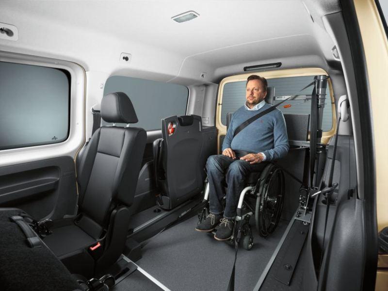 Caddy Mobility Interior