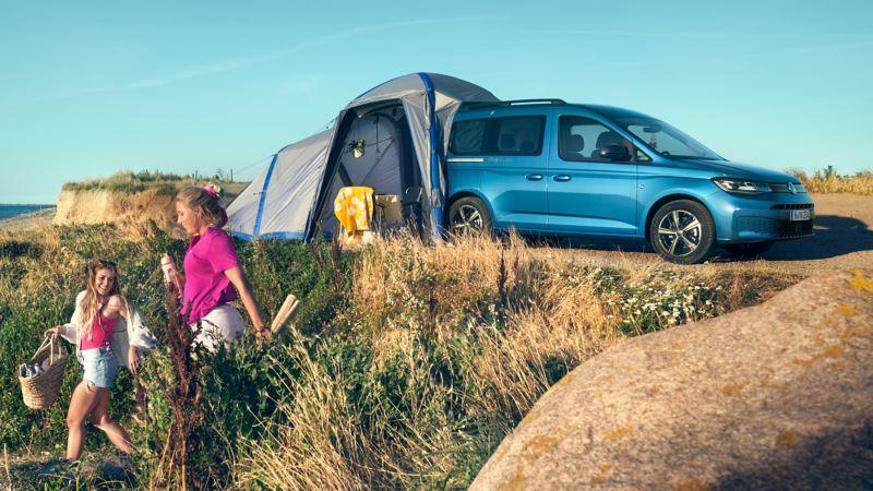 Il camper della serie Caddy