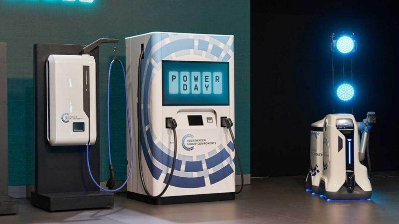 Celda de batería unificada presentada en #VWPowerDay