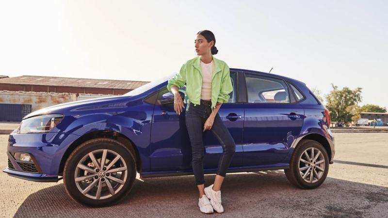 Polo 2020 disponible para compra en línea en el sitio de Volkswagen México
