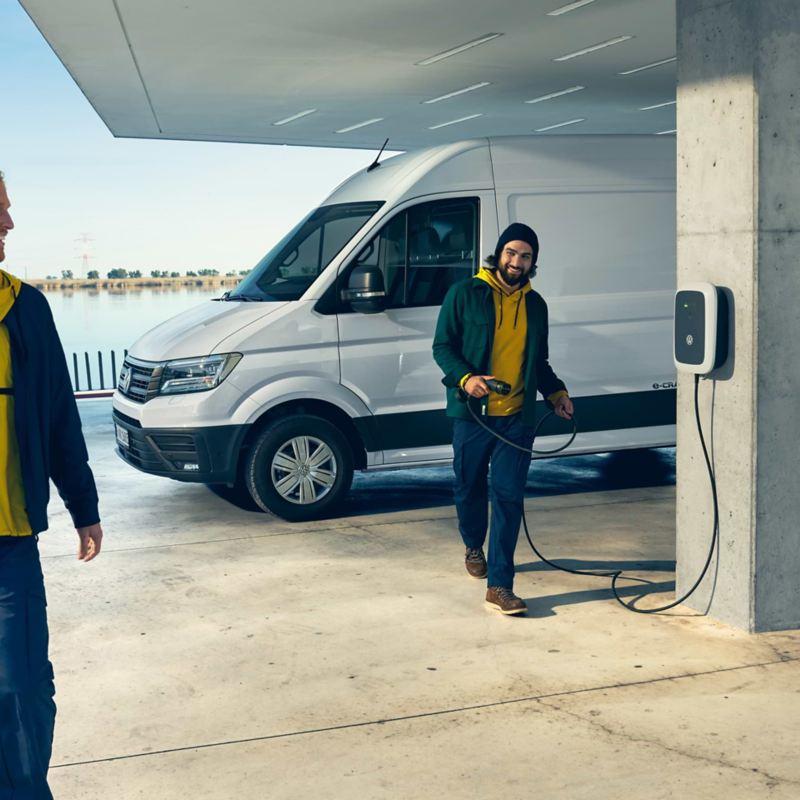 Elektrificatie Volkswagen Bedrijfswagen