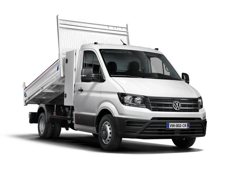 Volkswagen Véhicules Utilitaires Crafter benne