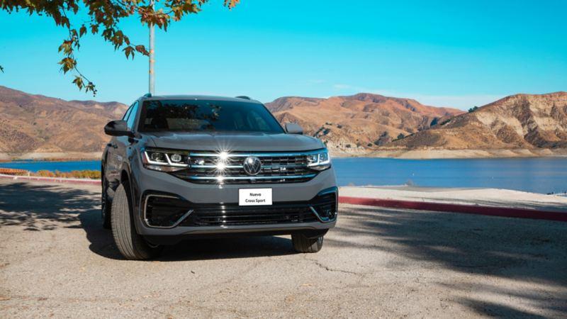 Nuevo Cross Sport, el mejor SUV deportivo Volkswagen, parte de la familia R-Line. Apártalo en línea