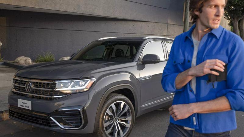 Cross Sport, la mejor camioneta SUV de Volkswagen para estrenar en 2021