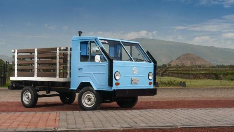 Volkswagen Hormiga, la camioneta clásica de carga de nuestra marca de autos.