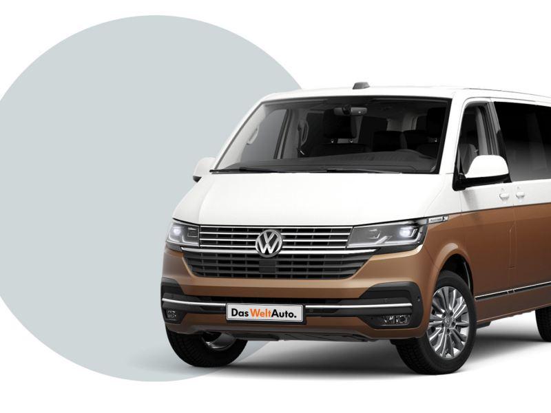 Begagnade Volkswagen Multivan hos Das WeltAuto