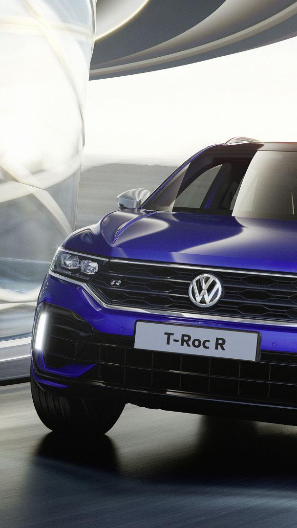 Już można zamawiać nowego T-Roca w wersji R