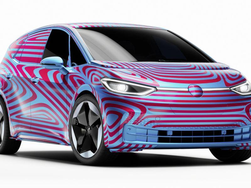 Volkswagen oferuje możliwość rezerwacji elektrycznego ID.3 w wersji limitowanej