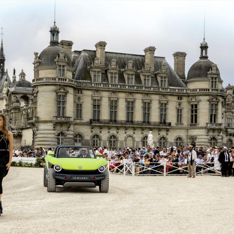 Volkswagen ID. BUGGY wyróżniony podczas Concours d'Elegance