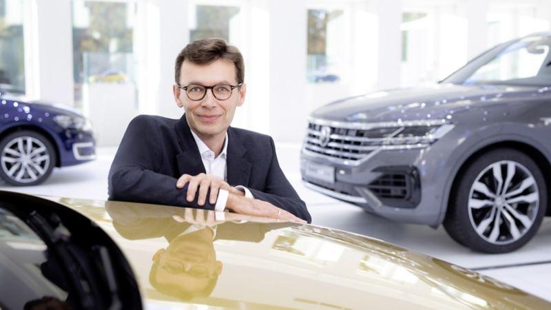 """Członek Zarządu Volkswagena Frank Welsch: """"W sprawach jakości nie robimy żadnych ustępstw"""""""