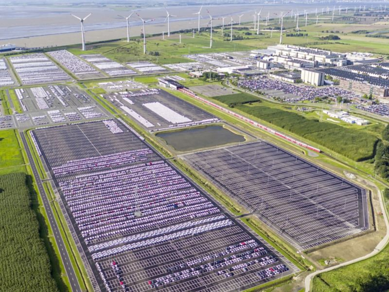 Volkswagen zwiększa w swoich fabrykach wykorzystanie energii elektrycznej ze źródeł odnawialnych