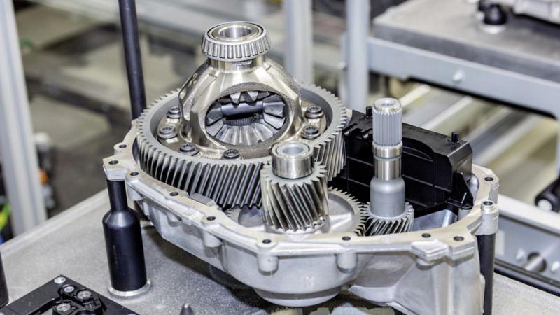 Multitalent: wszechstronna przekładnia 1-biegowa elementem platformy MEB Volkswagena