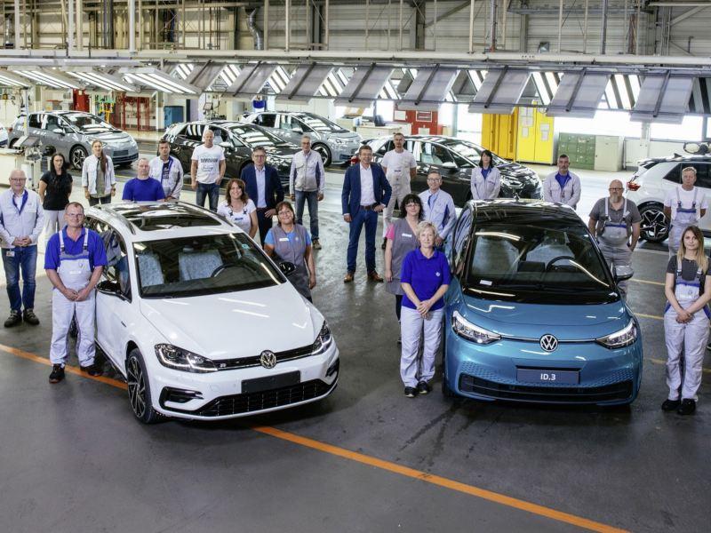 Transformacja w toku: fabryka w Zwickau produkuje wyłącznie samochody elektryczne