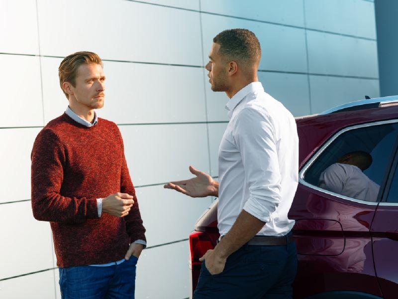 Volkswagen 經銷網路
