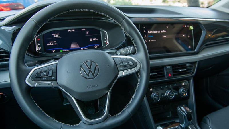 Digital Cockpit en tablero de Nuevo Taos, el SUV compacto