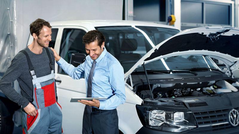 Programa de mejora continua concesionarios Volkswagen