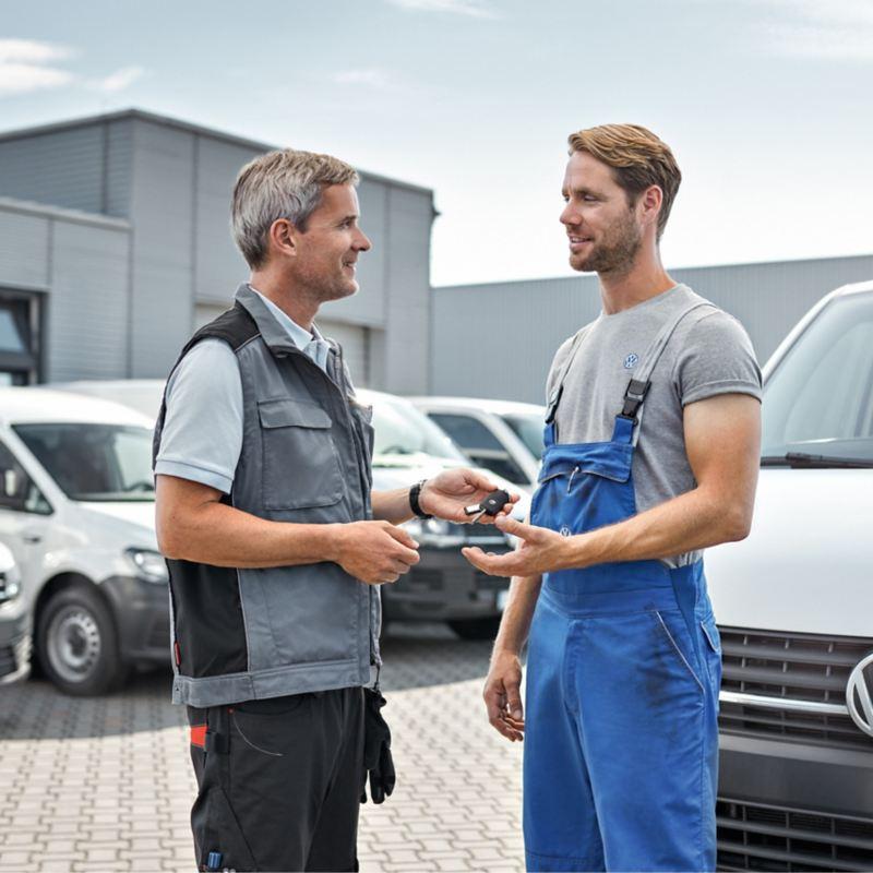 Volkswagen programa Dr. Fantasma