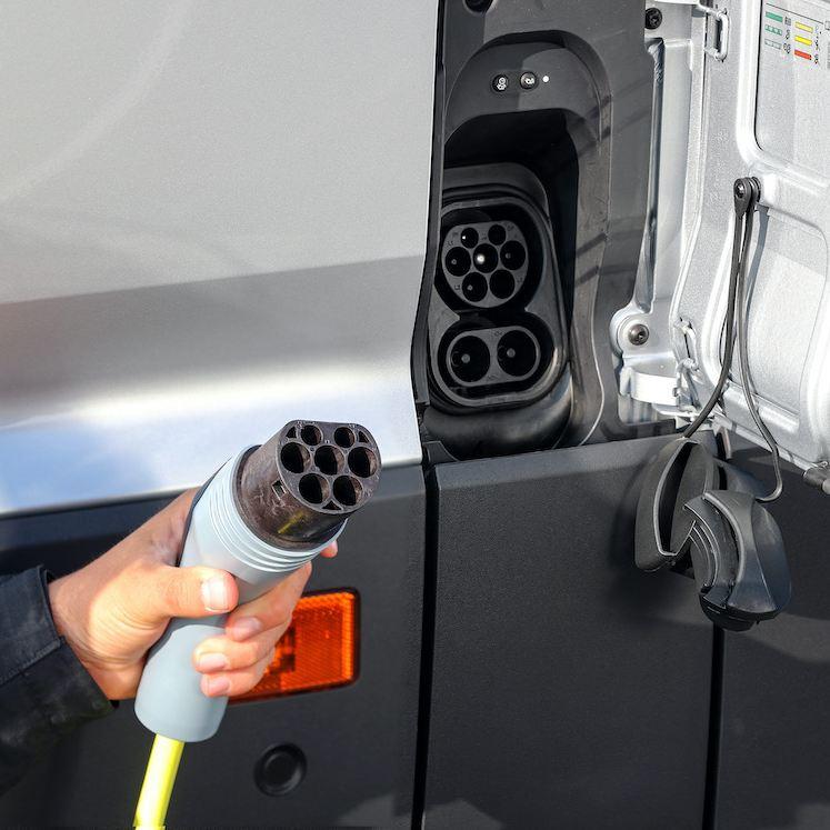 Ładowarka do samochodu elektrycznego