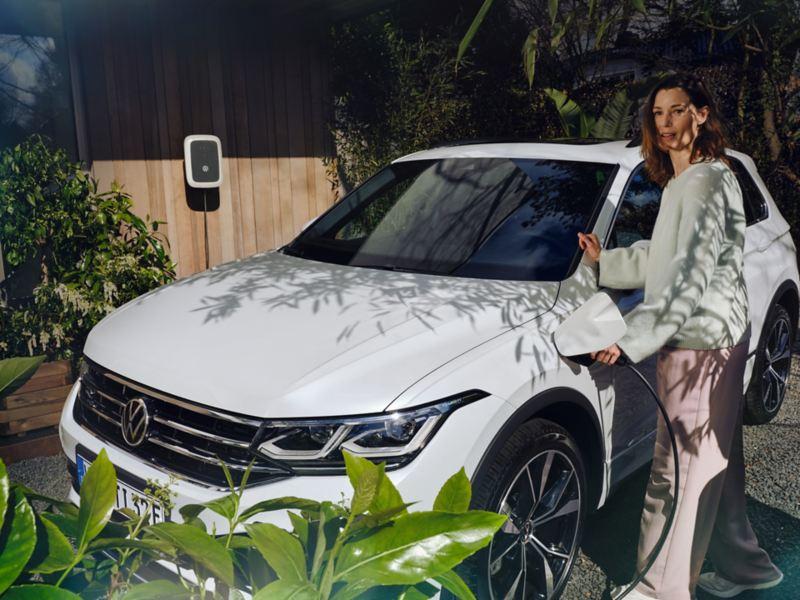 Modello Volkswagen Tiguan eHybrid