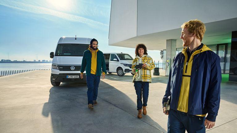 vw Volkswagen kontakt oss kundeservice FAQ Ofte stilte spørsmål smarttelefon håndverker