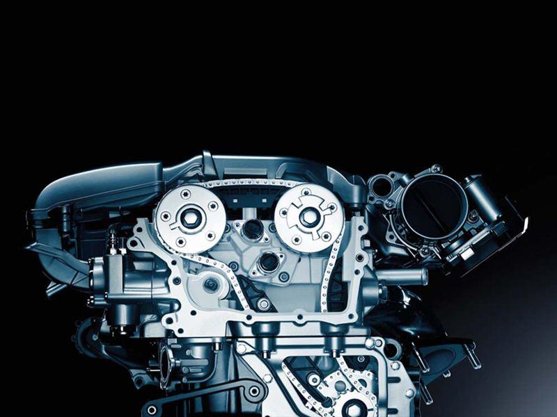 TDI V6 Engine