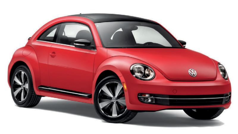 Beetle rojo