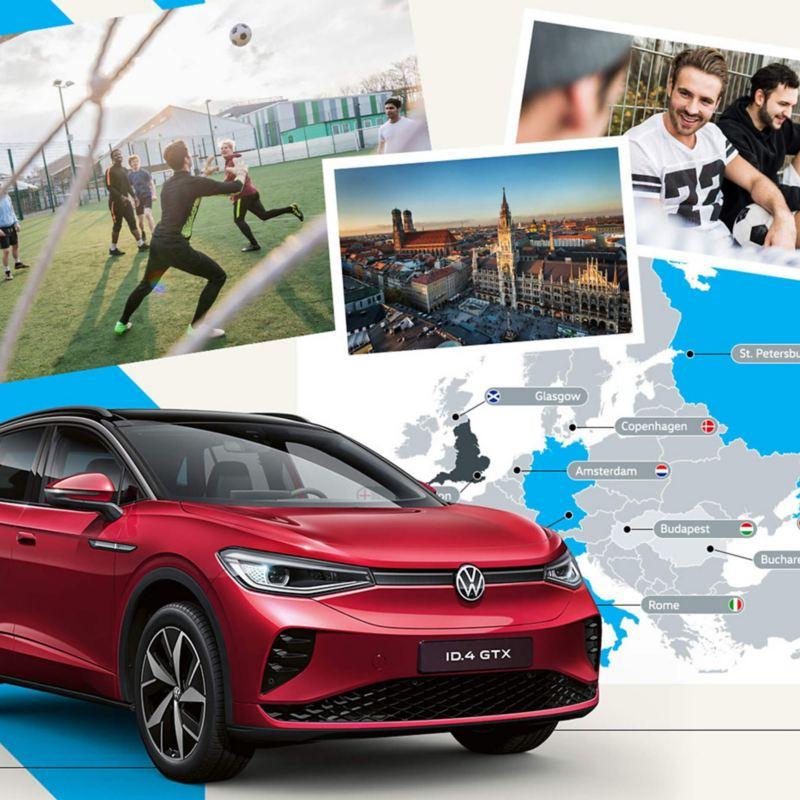 Euro 2020 ID.4 GTX promotion