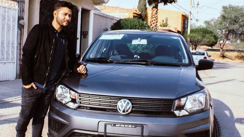 Volkswagen Gol - Auto compacto ideal para viajar gracias a su equipamiento