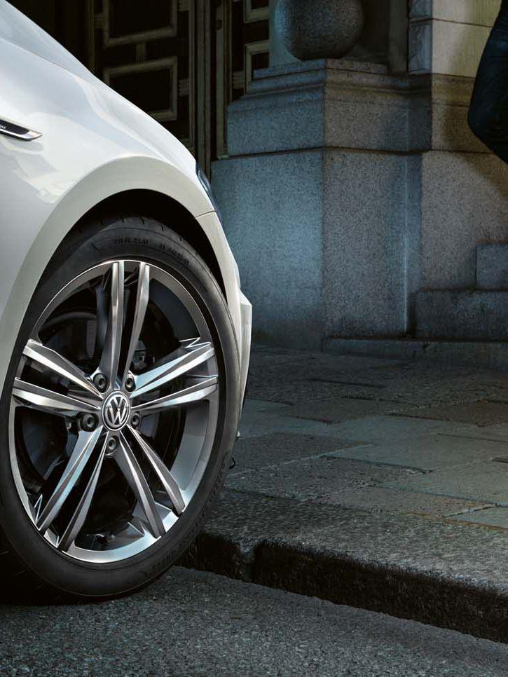 Golf exterior wheel