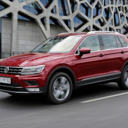 Wzrost liczby rejestracji nowych Volkswagenów