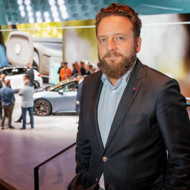 Łukasz Zadworny, dyrektor marki Volkswagen w Polsce mówi o obecnej sytuacji i planach (video)