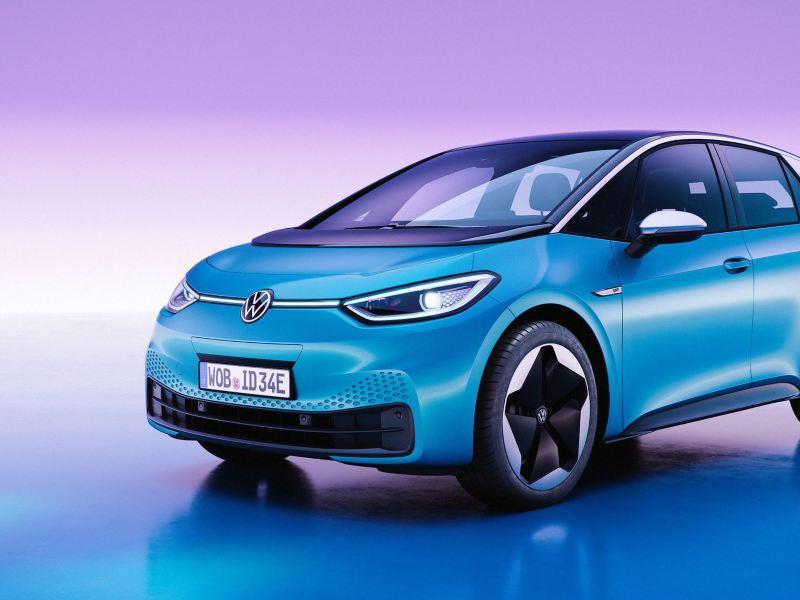 ID.3, el auto eléctrico Volkswagen que puedes conocer a través de visor de realidad virtual