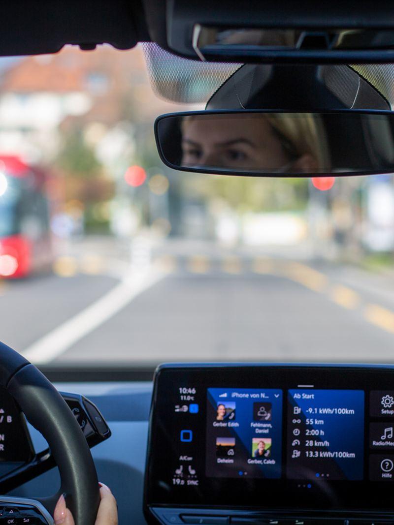Le système de navigation de l'ID.3