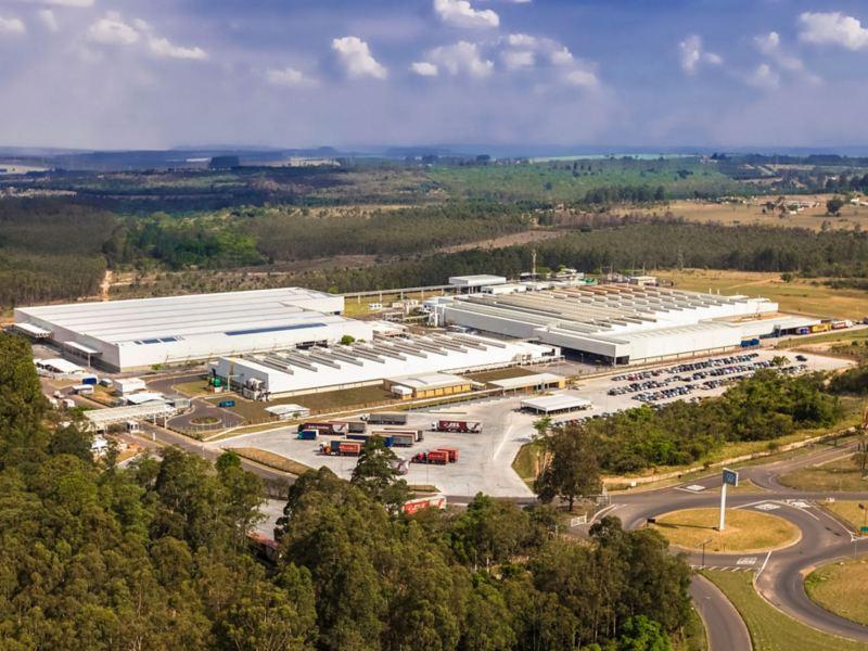 Volkswagen do Brasil - Planta São Carlos