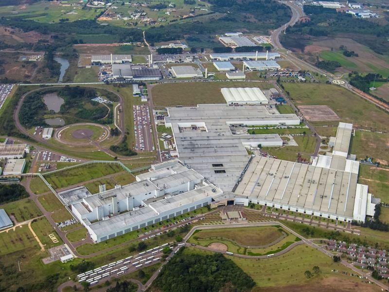 Volkswagen do Brasil - Planta São José dos Pinhais